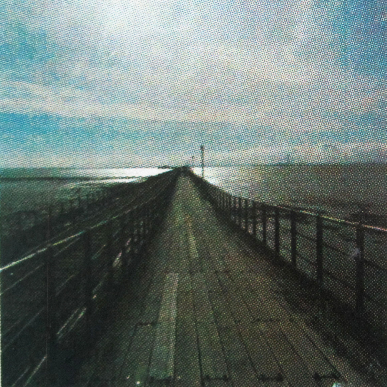 Andrea Robinson Horizon screen print